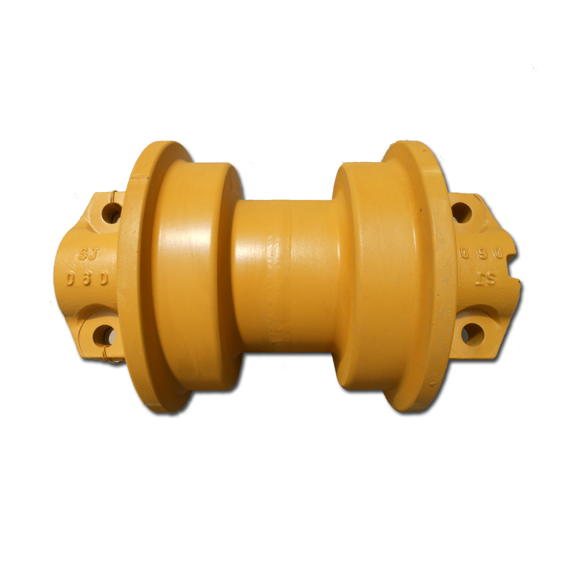 Bulldozer undercarriage parts double single flange track roller D6D D6C D7G D85 D8N D155