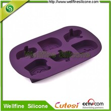 Unbreakable high quality silicone mold cake decorating supplier