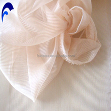 2016 Hot sale elegant desig cheap organza fabric