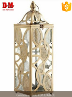 Durable Manufacturer Home Decorative Metal Lantern Stand