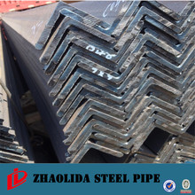 2016 hot selling ss400 galvanized angle steel for building structure hot rolled carbon steel angle bars prices per ton