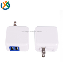 UK EU USA plug 5v 2a single dual usb wall charger for phone