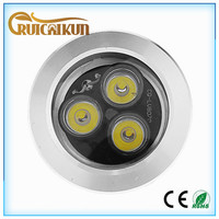 Wholesale IP68 led swimming pool lamp 3w underwater light