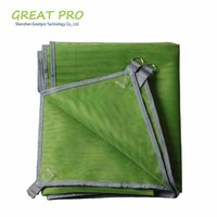 Outdoor Camping Folded Waterproof picnic mat sand free