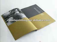 2014 newest overseas catalog book printing