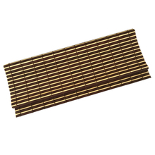 Wholesale non-slip restaurant kids table bamboo placemats