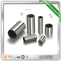 ASTM 304 301 316 Stainless Steel Tube / Pipe with Best Price