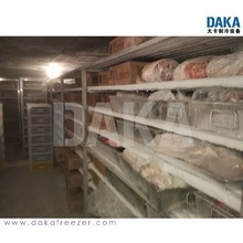 Contact Industrial used blast freezers and Customized Cold Room for Fish on Sale