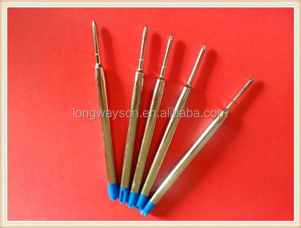 2014 ball New design ballpoint pen metal with soft handle