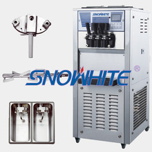 2014 Snowhite top machine/Ice Cream Making Machine /agitator/froze yogurt powder