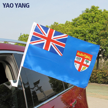 Car Flag Manufacturers Wholesale Polyester Car Country Flag For All Countries