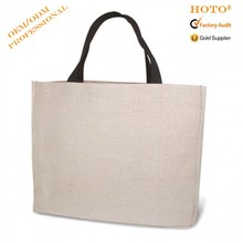 TOP QUALITY COTTON TOTE BAG / BLANK CANVAS BAG / NATURE CHEAP WHOLESALE CANVAS BAG