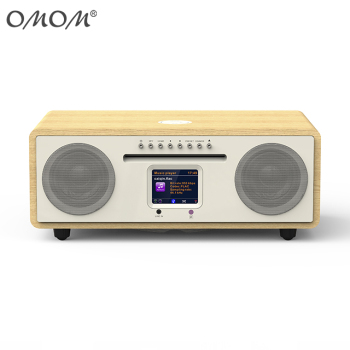 2.1 INTERNET-RADIO CD 30W USB BTwireless SPOTIFY CONNECT DAB+ WALN