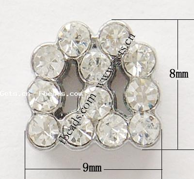 Rhinestone European Charm Journey 193411