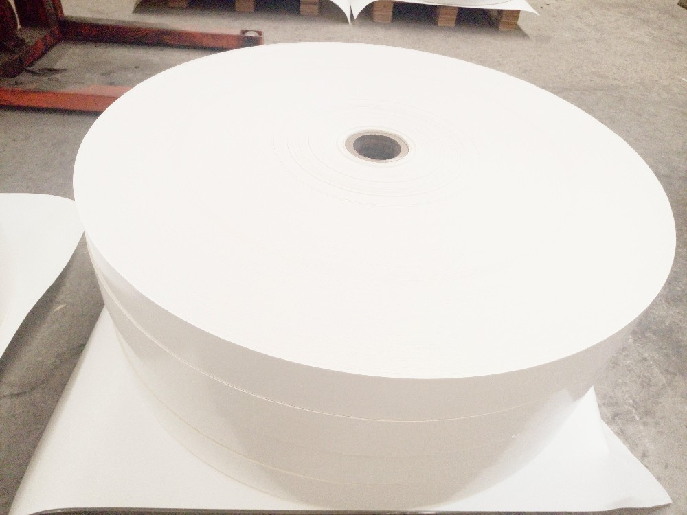Single/One Sided PE Coated Paper in Roll/Sheet/Cup Bottom Paper