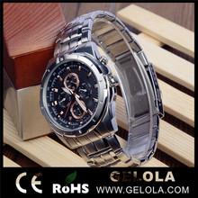 top quality swiss made watch stainless steel Manufacturer Free Sample
