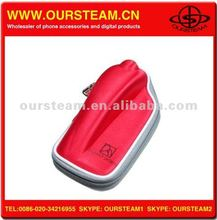 Red Airfoam Game Pouch For wii games