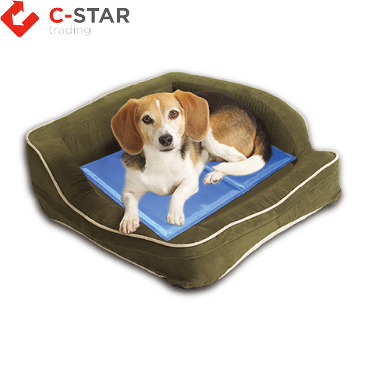 2018 Sleepwell pet dog cooling mat and pet cool gel mattress