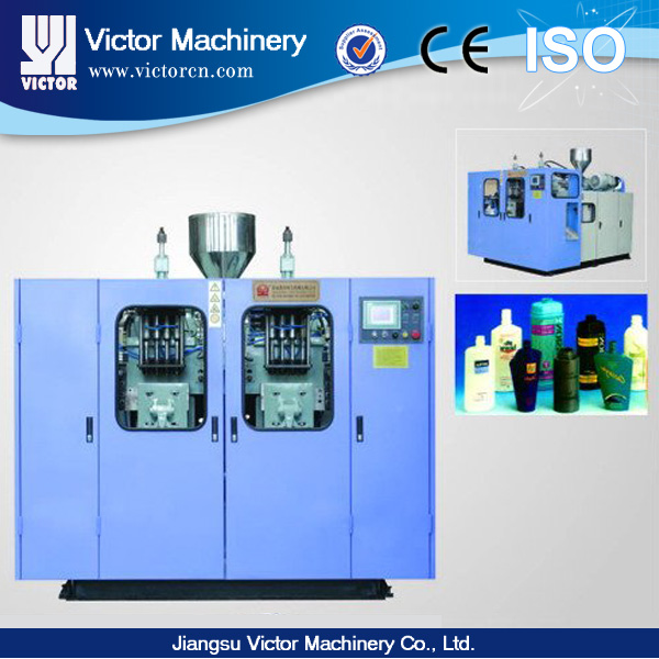 blow Three-layer LD HD LLD EVA Co-extruion high peed Film Blown Machine Ultra low density extrusion blow molding machine