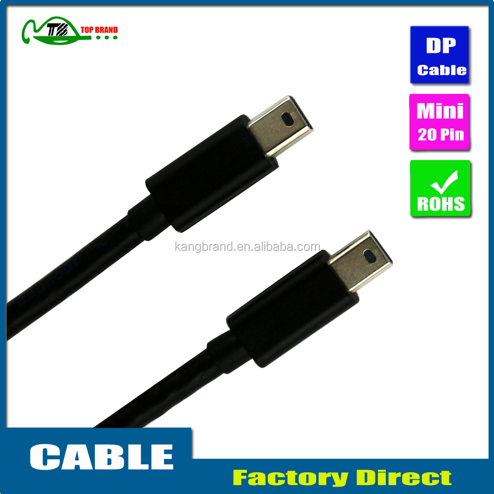 Monitor Displayport DP Male to male cable