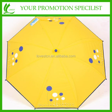 outdoor kids umbrella for promotional use