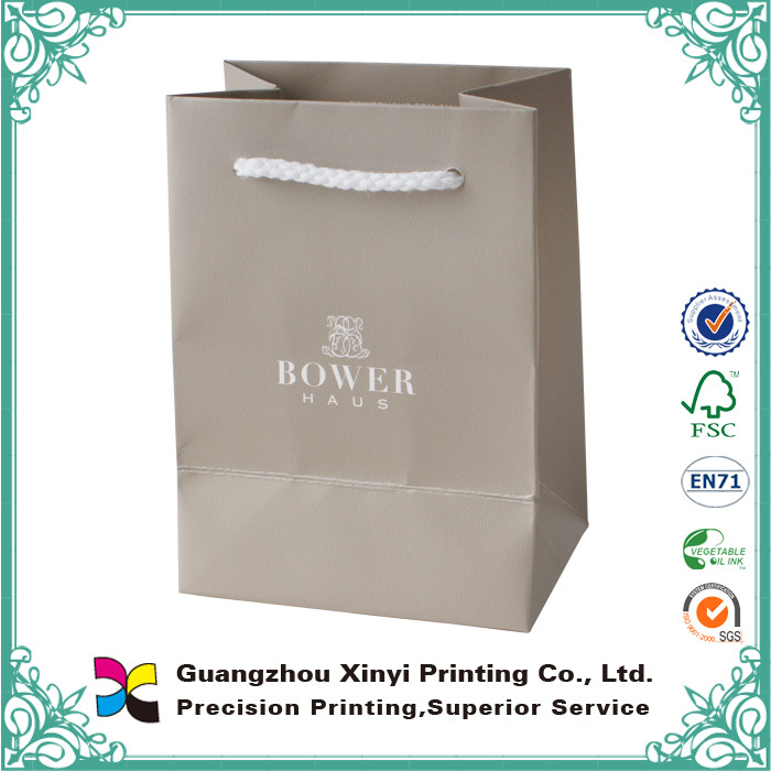 Hot sale factory price luxury custom made paper wine bag for sale