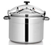 Hot selling Japanese big capacity stainless steel Pressure Cooker with handle