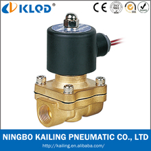 2/2 way direct acting brass material 2w160-15 water solenoid valve