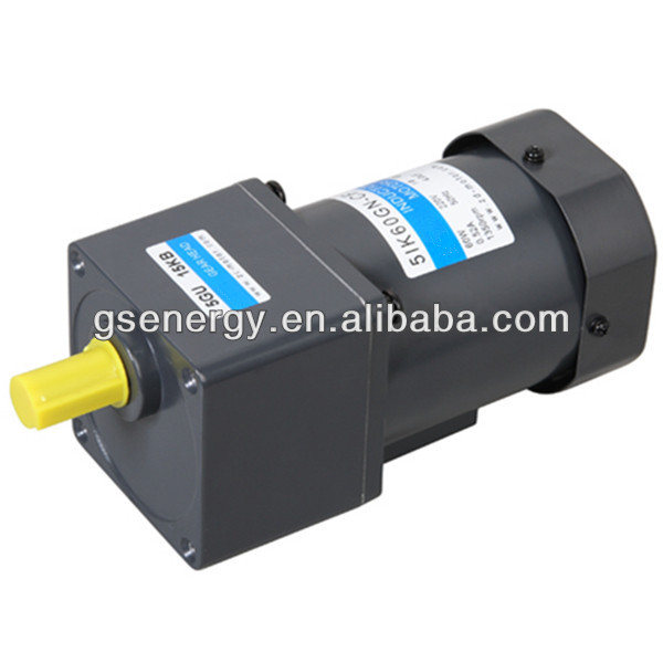 Top selling in Europe 120v small ac electric motor 60W