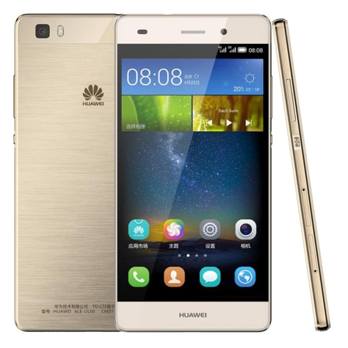 Original Huawei P8 Lite 5.0 inch TFT Screen Android 5.0 Smart Phone, Hisilicon Kirin 620 Octa Core 1.2GHz, ROM: 16GB,