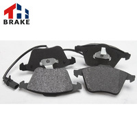 Accessories for car Front brake pad for A6