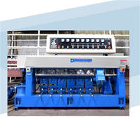 Hot sale factory direct price glass straight line edging polishing machine