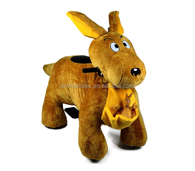 MZ5941 zoo animal for kids on festival game charming stuffed animal ride on toys