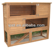 3-Story Waterproof Rabbit Cage with tray RH-013