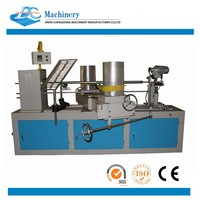 automatic paper core pipe plate making machine