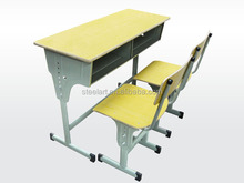 Child study combo school desk/table and chair
