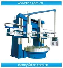 good cheapest heavy duty manual vertical turret lathe for sale from Dalian