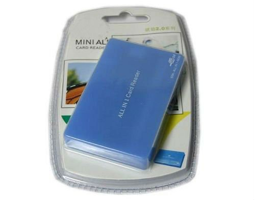 New SSK Multi-function card reader mobile phone memory card reader