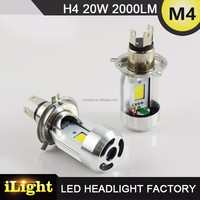Quality Assured Wholesale Ip67 H7 Led Headlight For Motorcycle Car Led Headlight Bulbs