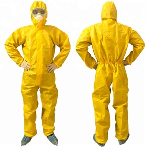 Ebola Type 4/5/6 disposable 78g protective clothing/coverall/suit/workwear/jumpsuit