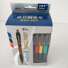 Plastic stationery ball pen