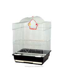 Alibaba outdoor wooden bamboo bird cages for sale.