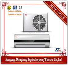 gree wall mounting split explosion proof air conditioner for IIB IIC