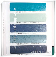 Yichen pvc garage flooring/vinyl flooring roll In Stock