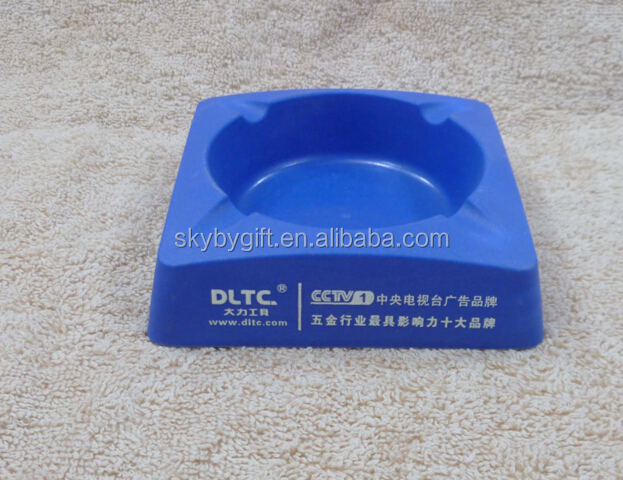 Blue Plastic Wholesale Cigar outdoor ashtray stand