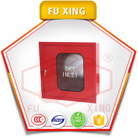 foam fire hydrant cabinet resistant fire hose reel cabinet for fire protection