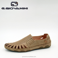 Promotional Casual Shoes Tan Color Affordable Price sandal style casual shoes Brand Name