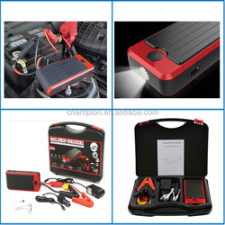 Car Jump Starter and Battery Charger for Electronics and Mobile Devices with Carrying Case