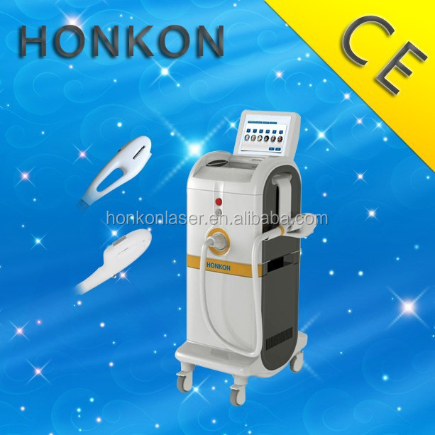 HONKON-XF30e Hair removal and vascular lesions ,acne removal ipl laser machine