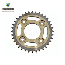 Factory price high quality customized design bicycle motorcycle roller chain wheel sprocket
